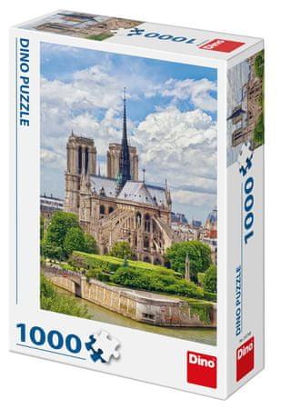 DINO Notre-Dame katedrális 1000 darabos
