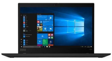 Lenovo ThinkPad T490s i7-8565U 16/512 WQHD W10P 4G prenosnik, črn (20NX000DSC)