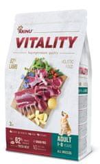 Akinu VITALITY karma dla psa, dorosłego, hipoalergiczna, jagnięcina 3 kg
