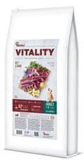 Akinu VITALITY karma dla psa, dorosłego, hipoalergiczna, jagnięcina 12 kg