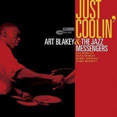 Art Blakey, Jazz Messengers: Just Coolin' - CD