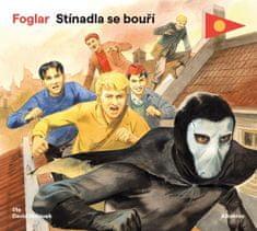 Foglar Jaroslav: Stínadla se bouří - CD