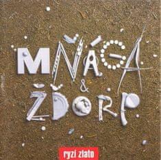 Mňága a Žďorp: Ryzí zlato - LP