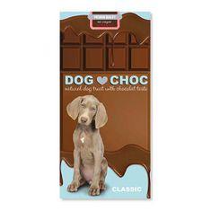 EBI DOG CHOC Classic 100g čokoláda pro psy bez cukru