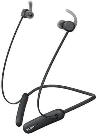 Sony WI-SP510 brezžične športne slušalke, črne