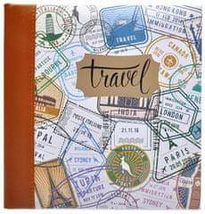 Innova Editions Fotoalbum Travel černé listy