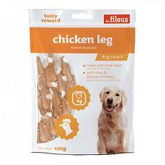 LES FILOUS CHICKEN LEG 100g csirkecombok