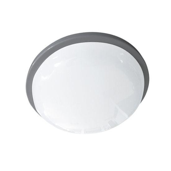 ACA LED přisazené svítidlo DAMAS 20W/230V/6000K/1850Lm/120°/IP65/IK08, kruhové hnědé
