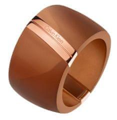 Calvin Klein Moderné masívne prsteň Visio KJ2RCR2902