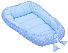 Scarlett Hnízdo pro miminko Scarlett Hvězdička - modrá
