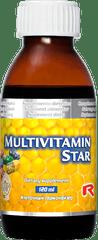 "Starlife MULTIVITAMIN STAR, 120 ml. ""vitamíny, minerály"""