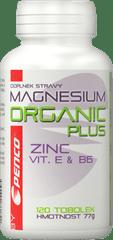 """Starlife MAGNESIUM ORGANIC, 120 tab. """"horčík, zinok, vitamín B6"""""""