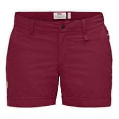 Fjällräven Abisko Stretch Shorts W, Śliwka | 420 | 40