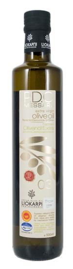 LiokarpiProtogerakis Extra panenský olivový olej kyselost 0,3% - 500ml Liokarpi Protogerakis