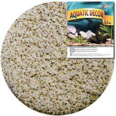 COBBYS PET AQUATIC DECOR Piesok kremičitý svetlý 0,5-1,0mm 2,5kg