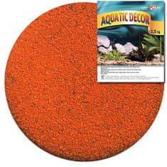 COBBYS PET AQUATIC DECOR Piesok červený 0,5-1mm 2,5kg