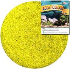 COBBYS PET AQUATIC DECOR Piesok žltý 0,5-1mm 2,5kg