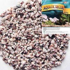 COBBYS PET AQUATIC DECOR Štrk ružový 4-7mm 2,5kg
