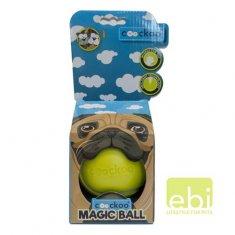 EBI COOCKOO MAGIC BALL 8,6cm lime lopta
