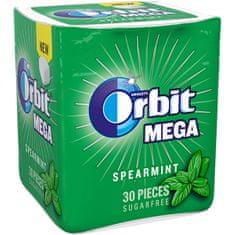 Orbit žvýkačky Mega spearmint (cube) 69g x 6