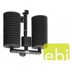 EBI SPONGEFILTER BOB MAXI filter s čerpadlom /22x8cm/H24,5cm