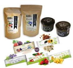 Natural Bars Balíček pro zdravé snížení hmotnosti