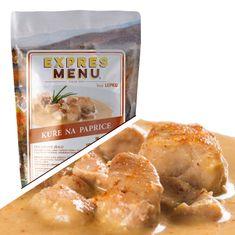 Expres Menu Kuře na paprice 600g (2 porce)