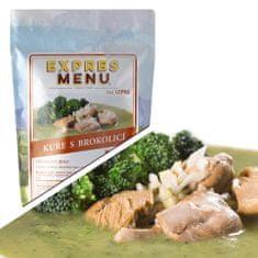 Expres Menu Kuře s brokolicí 300g (1 porce)