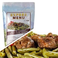 Expres Menu Zelené fazolky s hovězím masem 300g (1 porce)