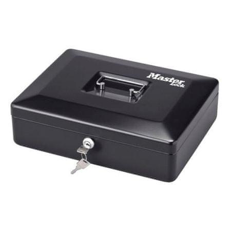 MasterLock Zamykana kasetka na pieniądze CB-12ML