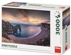 Dino Východ slunce 3000 puzzle