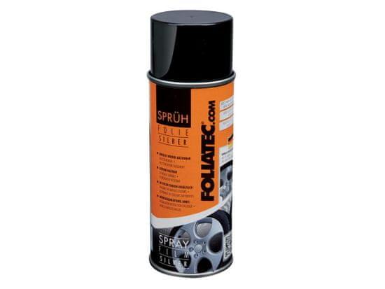 Foliatec 1 ks spreje - fólie ve spreji (dip) stříbrná metalická 400ml