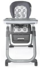 Ingenuity Stoličky jedálenské SmartServe 4v1 Clayton 6m+ do 22kg