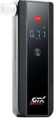 AlcoForce ALCOFORCE osobní alkoholtestr GTX SMART, černý, s polovodičovým senzorem