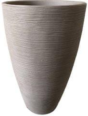 Lienbacher kvetináč TROPEA Ø 39 cm, taupe