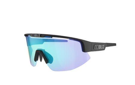Bliz športna očala Matrix - Matt Black-Nordic Light Orange w Blue-52004-13N