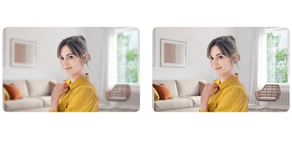 Samsung Galaxy A41, hĺbka ostrosti, portréty, bokeh efekt