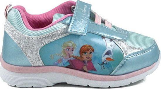 Leomil dievčenská voľnočasová obuv FZ004951/440 24.0 strieborná