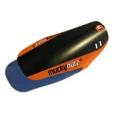 MUCKYNUTZ Face Fender Oranžový