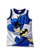 """SETINO Koszulka chłopięca bez rękawów """"Batman"""" - niebiesky"""