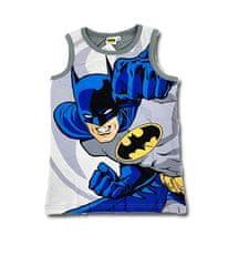 """SETINO Koszulka chłopięca bez rękawów """"Batman"""" - szary"""