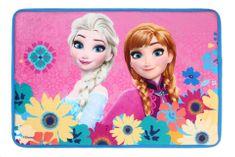 SETINO Detská rohožka predložka koberček Frozen - ružová 40x60