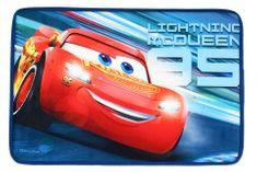 SETINO Detská rohožka predložka koberček McQueen - modrá 40x60