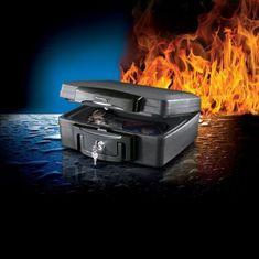 MasterLock Bezpečnostní kufr Master Lock odolný ohni a vodě H0100EURHRO