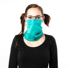 Revenium Betelný antivirový šátek s nano membránou - tyrkysový - pro děti i dospělé