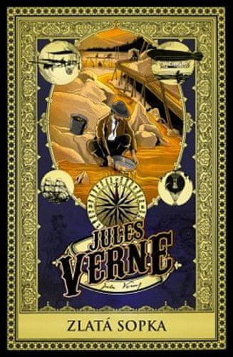 Jules Verne: Zlatá sopka