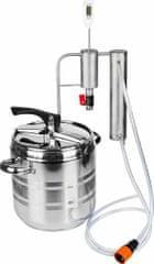 Browin Destilační přístroj a tlakový hrnec 2 v 1, 12l