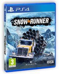 SnowRunner CZ - PS4