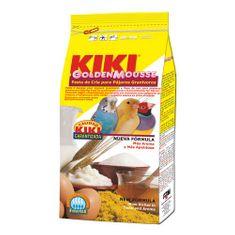 Kiki GoldenMousse 1kg krmivo s vajíčkom