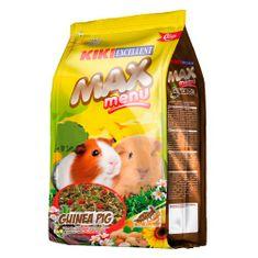 Kiki MAX Menu Guinea Pig 1kg krmivo pre morčatá